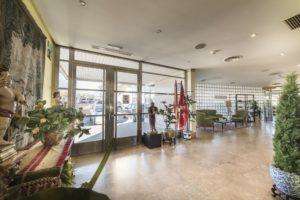 Fotografía de la recepción del Hotel Concordy